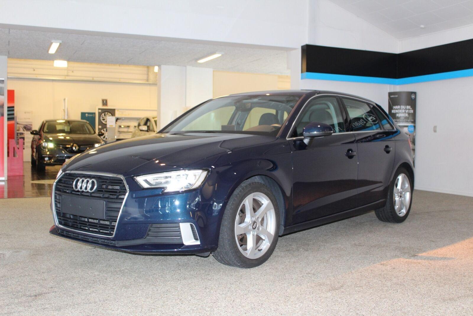 Audi A3 1,4 TFSi 150 Sport SB S-tr.