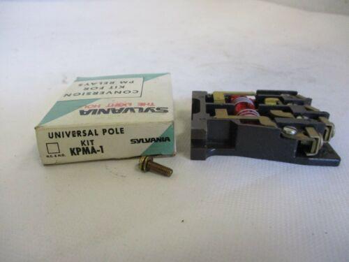 JOSLYN CLARK CONTROLS KPMA-1 auxiliary contact universal pole kit