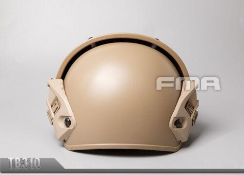 Airsoft Paintball Cs game TB310-M M//L FMA Outdoor Tactical 2 in 1 CP Helmet DE