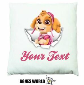 Personalised boys Fortnite Cushion Pillow Gift Birthday Present Custom