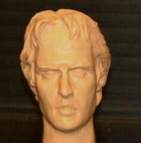 1//6 Scale Custom CHRISTOPHER LAMBERT HIGHLANDER FIGURINE Head