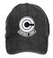 Men Custom Washed Dragon Ball Z Capsule Corp Adjustable Sun Hat Baseball Cap