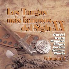 NEW - Tangos Mas Famosos 1: Siglo 20 by Various Artists