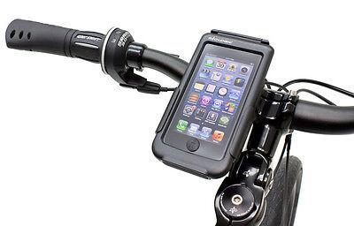 NEU Biologic Bike Mount für iPhone 5  wetterfeste Fahrrad MTB Motorrad Halterung