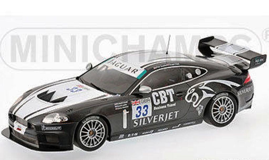 Minichamps 081390 081391 081333 JAGUAR XKR GT3 pressofusione modello CARS 2008 1 18 TH