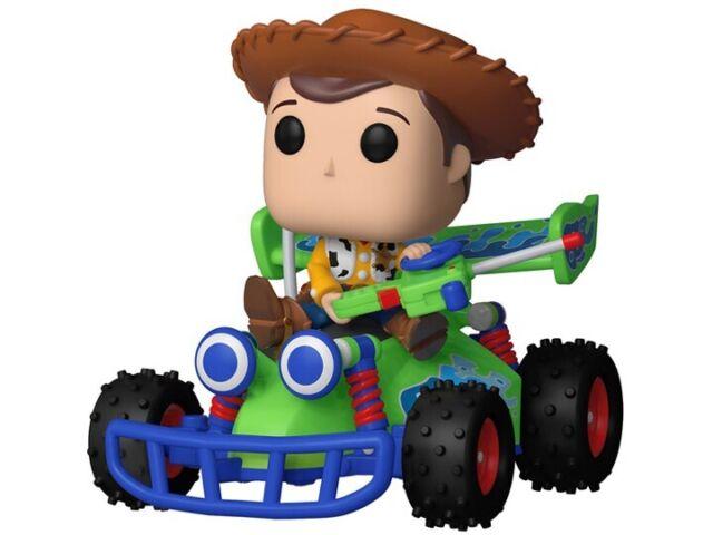 Funko Pop! Disney Pixar Toy Story: Woody with RC POP! Rides