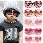 New Fashion Stylish Baby Girls Kids Sunglasses Glasses Shades Eyewear UV400