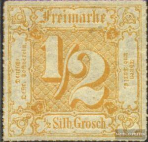 Thurn-und-Taxis-47-mit-Falz-1867-Ziffer