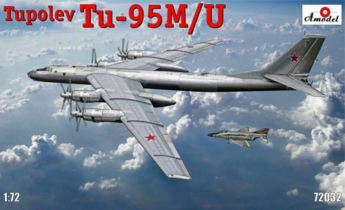 Amodel 72032 - 1 72 Tupolev Tu-95M U - Neu  | Sehr gute Qualität