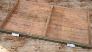 große alte Schublade original Druckerei Holz vintage shabby industriedesign loft