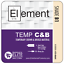 ELEMENT-Temporary-Crown-and-Bridge-Material-Cartridge-w-15-tips-A1-A2-A3-or-B1 thumbnail 9
