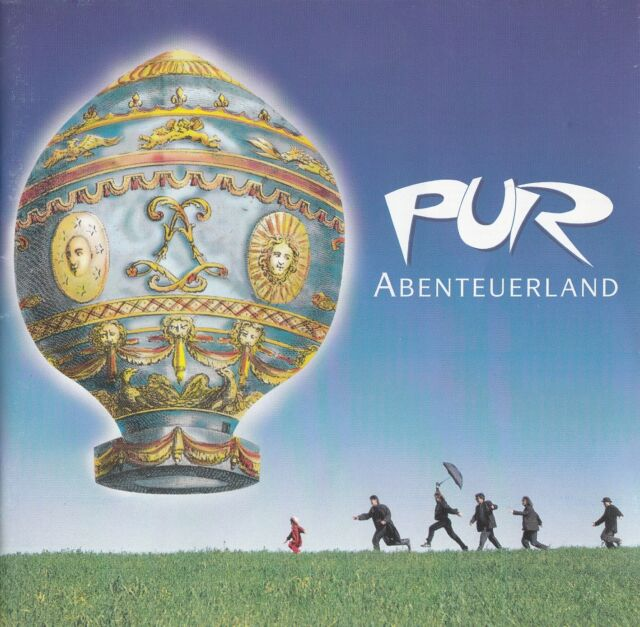 PUR : ABENTEUERLAND / CD - TOP-ZUSTAND