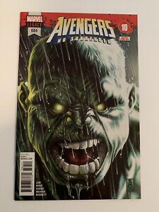 AVENGERS-684-NM-NO-SURRENDER-1st-App-of-the-Immortal-Hulk