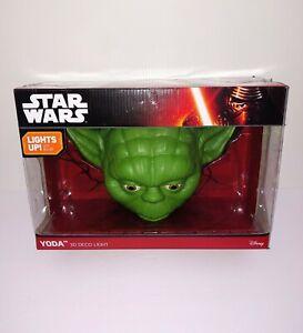 Disney-Star-Wars-Yoda-3D-Deco-Light-Open-Box