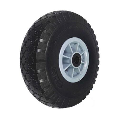 Schaumräder Ø 260mm Luft Rad 3,00-4 pannensicheren ausgeschäumten Reifen