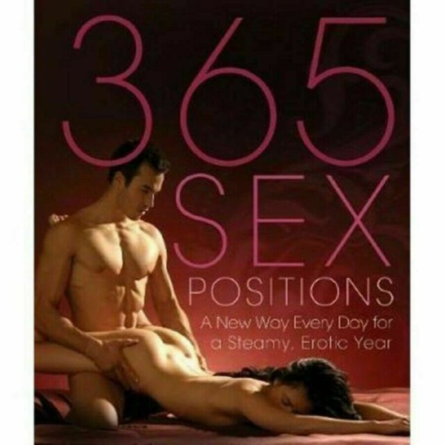 365 Sex Positions - Plus 19 eBooks with master resale rights