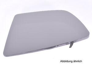 Original-SEAT-Aussenspiegel-Spiegelglas-Rueckspiegel-rechts-konvex-mit-Traegerplat
