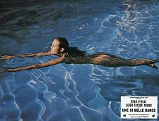 SEXY LEIGH TAYLOR-YOUNG  THE BIG BOUNCE 1969 VINTAGE PHOTO LOBBY CARD N°6