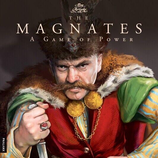 The MAGNATES  A gioco of energia  - tavola gioco - nuovo  prezzi equi