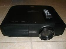 Panasonic PT-AE8000 LCD Projector WITH NEW LAMP, REMOTE CONTROL, GOOD WORKING