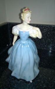 Royal-Doulton-Enchantment-Porcelain-Figurine-HN-2178-COPR-1956-20-cm-Tall-Aprox