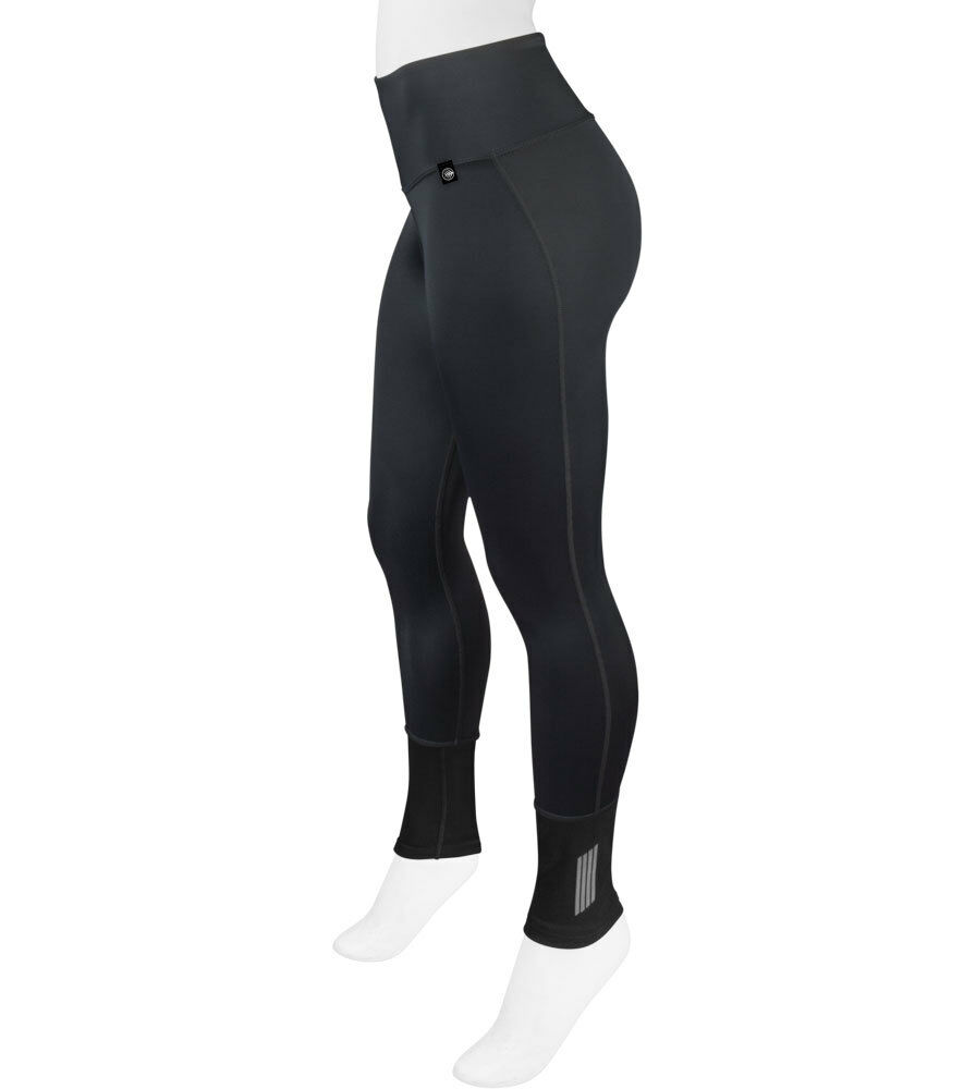 Aero Tech Designs Women's FIT Century Thrive PADDED Cycling Tights Made in USA