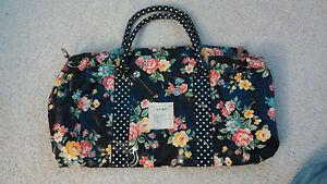 de 5012 en asas con nuevo de tela Japón flores bost bolso Exclusivo Yzxd0qpwz