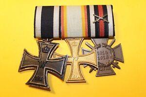 3er-Medalla-Militar-Hierro-Cruz-Combatientes-Del-Frente-7-5cm-Imperio-Aleman-1WK