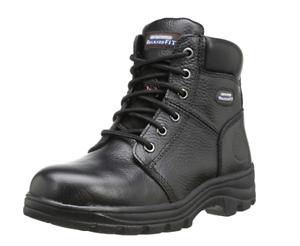 Skechers for Work Women's Workshire Peril Steel Toe Boot size 9.5