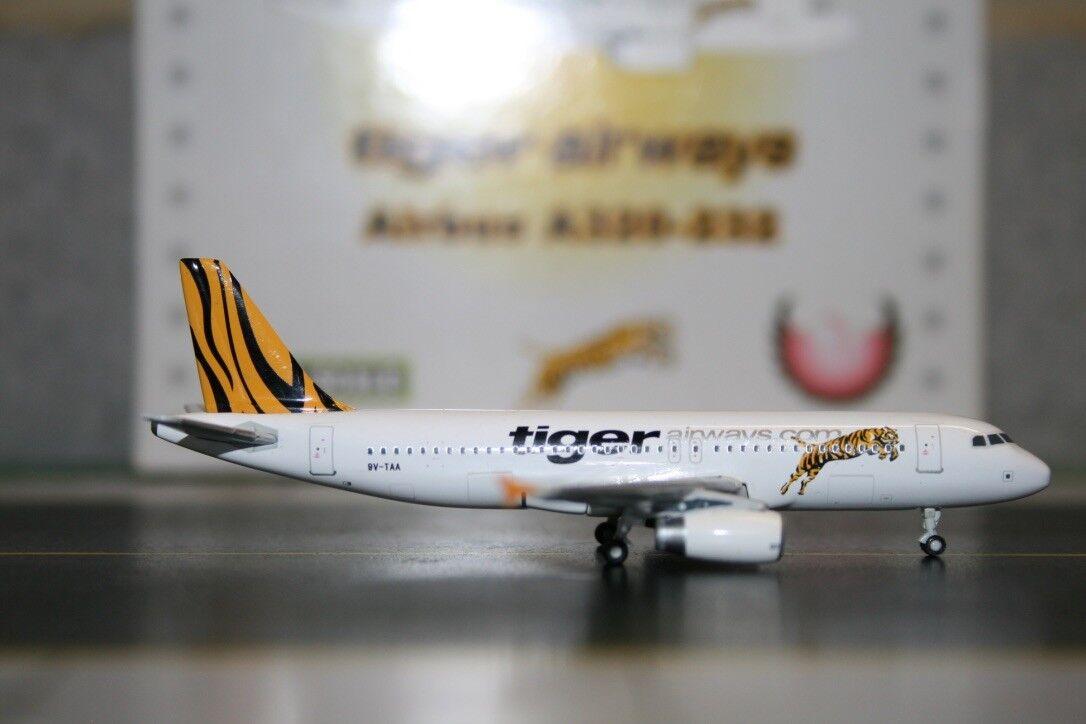 Phoenix 1 400 Tiger Airways (Tigerair) Airbus A320-200 9V-TAA (PH10006)