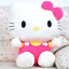 Hello-Kitty-Plush-Stuffed-Dolls-Children-Baby-Toy-Gift-Cute-High-Quality-Sanrio thumbnail 2