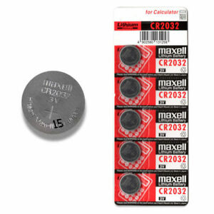 Genuine-Made-in-Japan-CR2032-3V-220mAh-Lithium-Coin-Button-Cell-Micro-Battery-AU