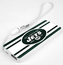 Mizco NFL New York Jets 3K Slim Power Bank Powerbar - FREE SHIP!!