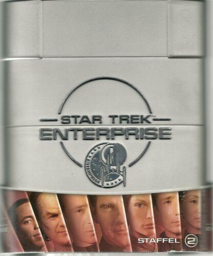 1 von 1 - Star Trek Enterprise 2 2005 Hart Box Deutsche Ausgabe