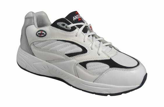 Answer 2 Men's 554-3 White Sneakers
