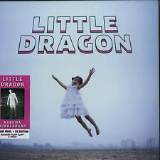 Little Dragon - Nabuma Rubberband (180g 1LP Vinyl, CD) Because Music, NEU+OVP!