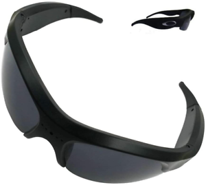 Eaglewatch Video Occhiali da sole Action Camera 1080P Fotocamera Occhiali Occhiali Sotto Copertura UV