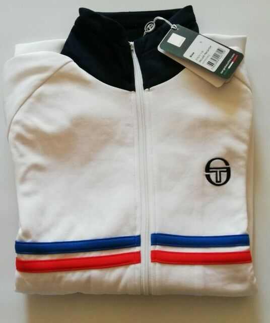 Sergio Tacchini Masters Tracksuit Bottoms in Navy track pants