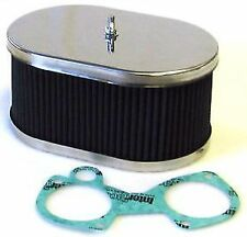 WEBER DCOE 38/40/42/45/48 Dellorto DHLA TWIN Carburettor AIR FILTER (83mm deep)