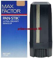 Max Factor Pan-stik Ultra Creamy Makeup Foundation Stick Original Formula