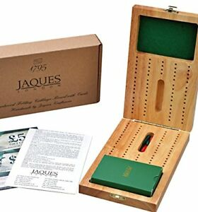 Hardwood-Folding-Cribbage-Board-with-Deluxe-Playing-Cards-Complete-with-Pins
