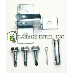Genie 19792a04 door bracket kit garage door opener sears for Home hardware garage kits