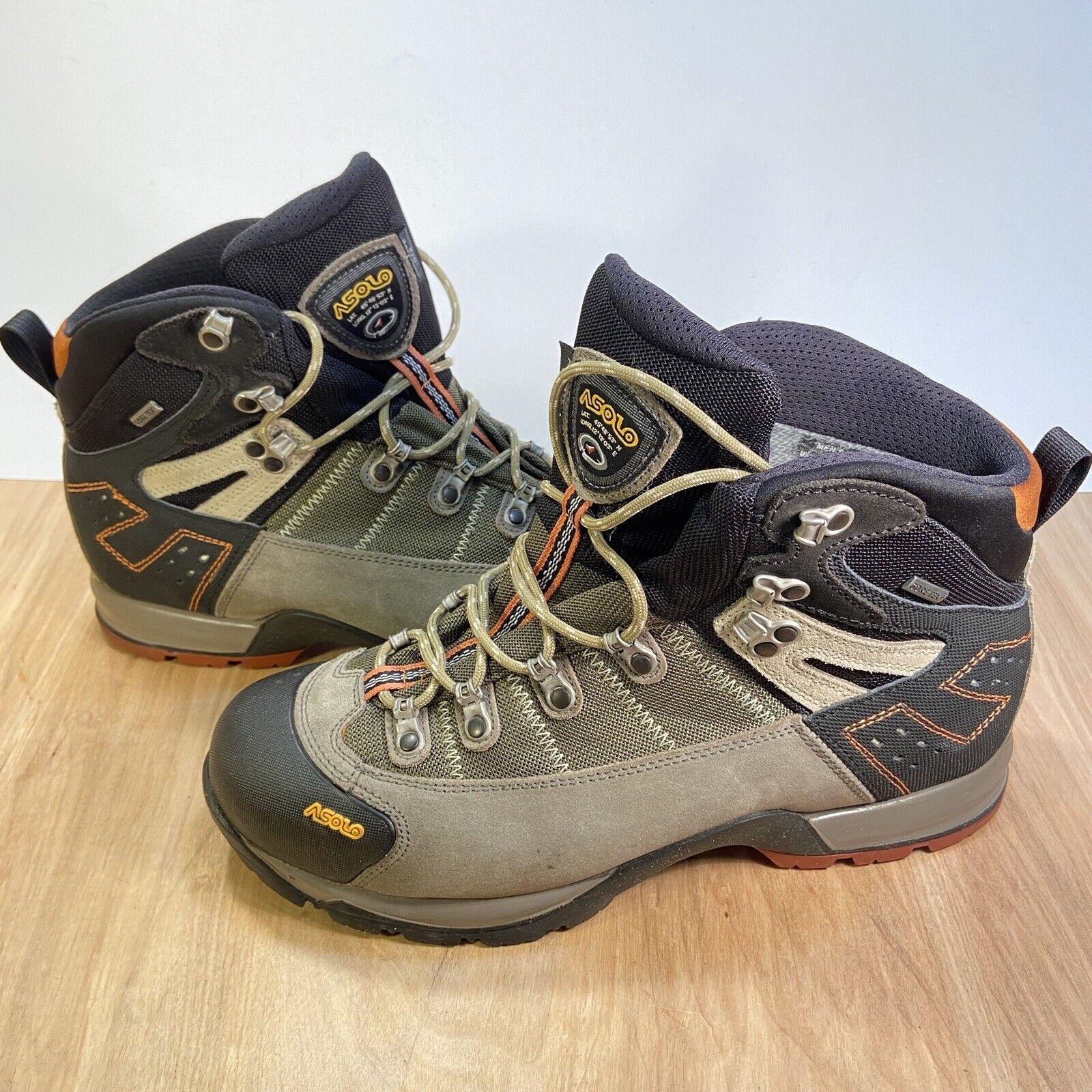 asolo fugitive gtx men's hiking boots