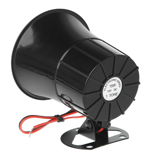 DC 12V Wired Horn Loud Alarm Siren Outdoor For Home Security Protection System
