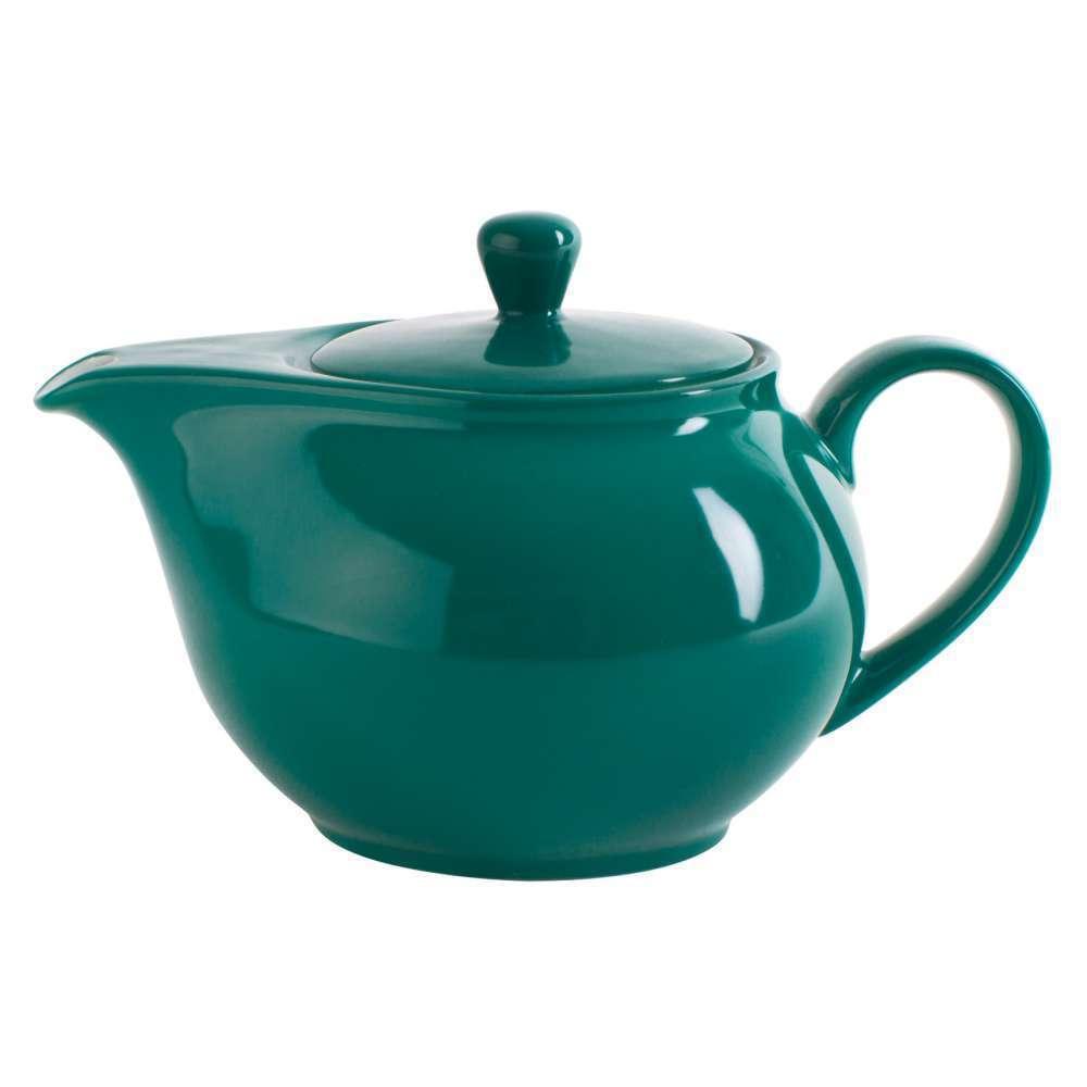 Kahla Pronto Couleure Théière, Pot, 1,3 l, Porcelaine, Vert Opaline, 571412A72062C