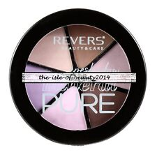 REVERS Cosmetics Eyeshadow Palette Mineral Pure Velvet (13M) NEU&OVP
