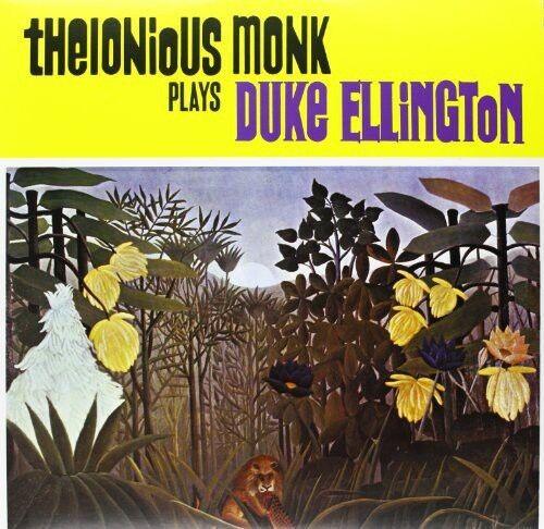 Thelonious Monk - Plays Duke Ellington [New Vinyl]