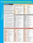 Spanish Idioms and Advanced Vocabulary SparkCharts by SparkNotes 9781411470828