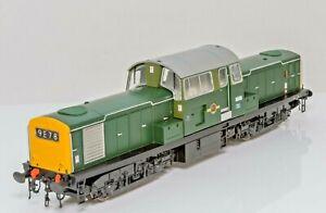 Heljan-1722-00-Gauge-BR-Class-17-039-Clayton-039-Diesel-Locomotive-8546-BR-green