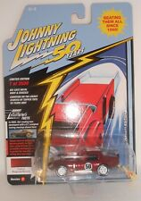 Johnny Lightning *CLASSIC GOLD 50 YEARS B* George Barris Fireball 500 *NIP*
